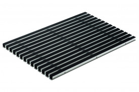 Придверная решетка Aco Vario - «Резиновое покрытие 60 на 40 см», пр-во Германия.