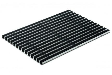 Придверная решетка Aco Vario - «Резиновое покрытие 75 на 50 см», пр-во Германия.